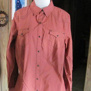 ROPER LADIES WESTERN STYLE SHIRT BRAND NEW WITH